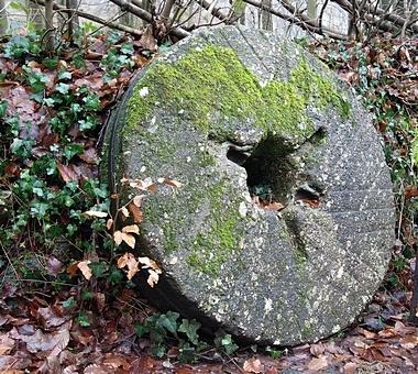 Mill Wheel by Meditator