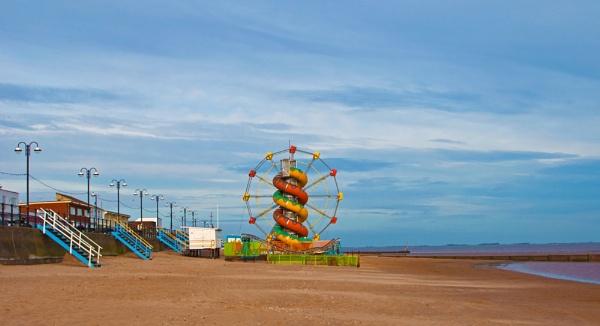 Big Wheel Cleethorpes Beach. by torres99