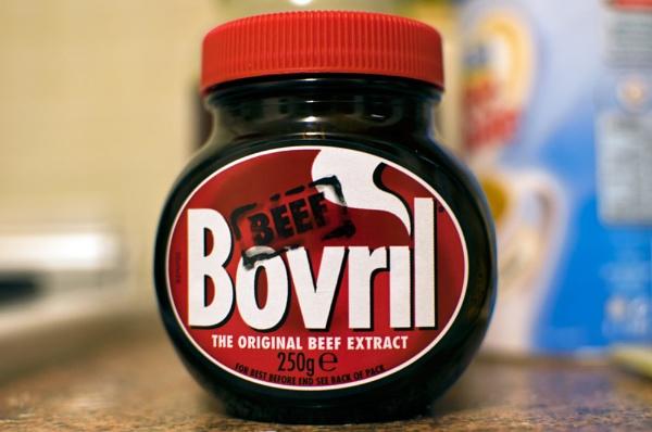 Big Beefy Bovril. by torres99