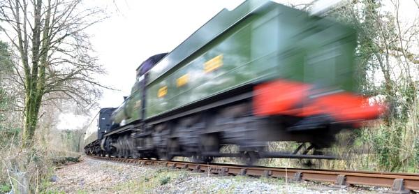Train by Dugs