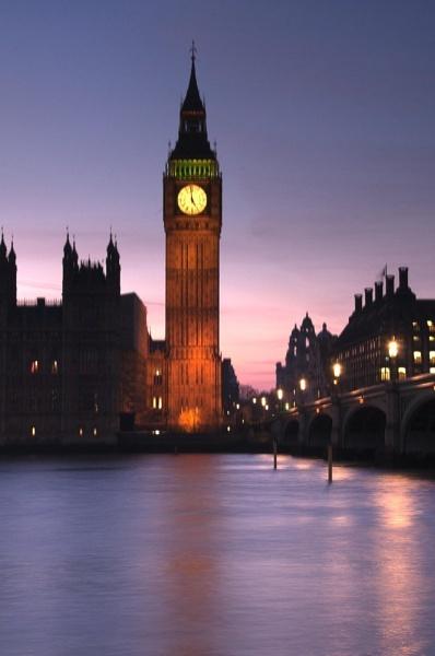 Big Ben by redpuma
