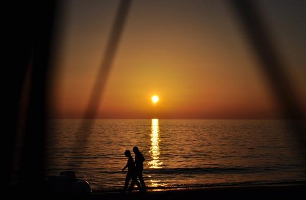 A Sunset stroll by Markus_Brehm