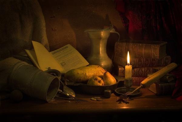 The Seventh Day by GARYHICKIN
