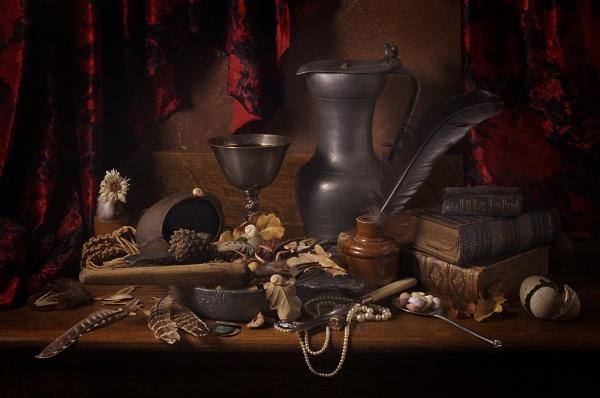 A Woodland Feast by GARYHICKIN