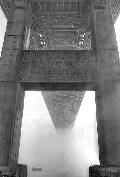 Under The Bridge by JAParsonage