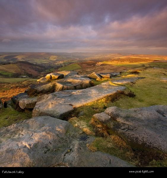 Patchwork Valley by martinl