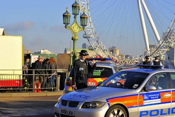 Metropolitan Police by gabriel_flr