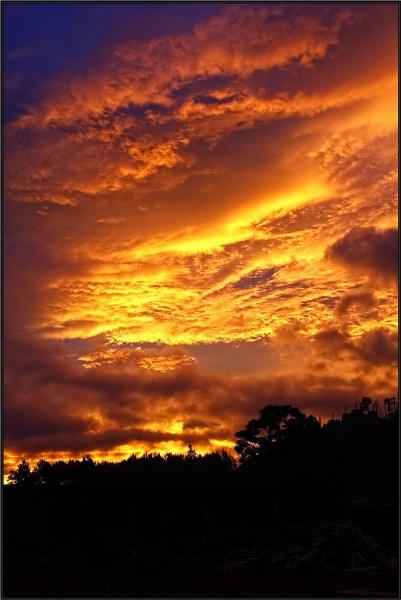 Sabie Sunset by Schaune