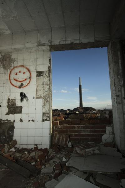Smiling Steetly by guyfromnorfolk