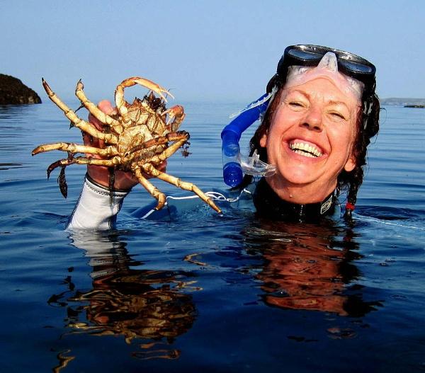 jan snorkeling by pks