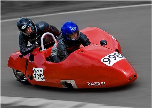 Baker F1 by Hoffy