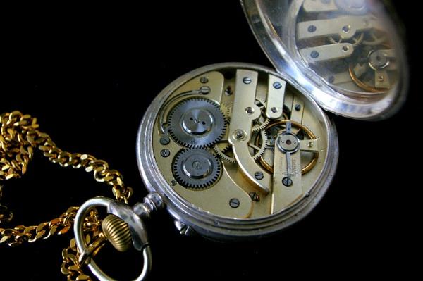 Sebastian\'s Watch I by LexEquine