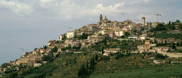 Assisi by jinstone