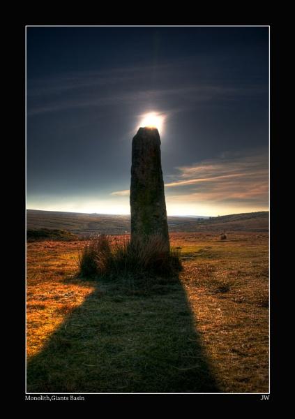 Monolith,Giants Basin by jer