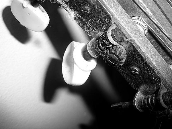Guitar x by mushroomgirl