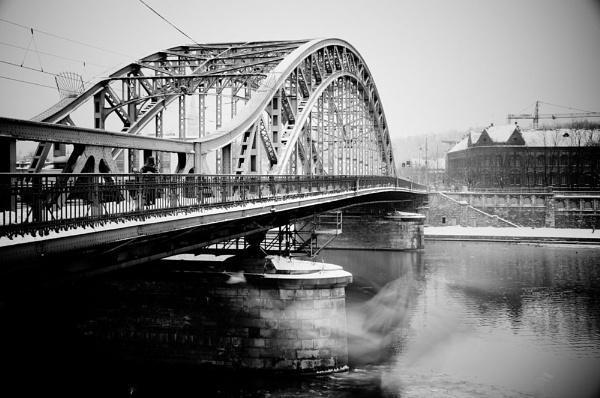 Kraków - Crossing the Wisla by Alan86