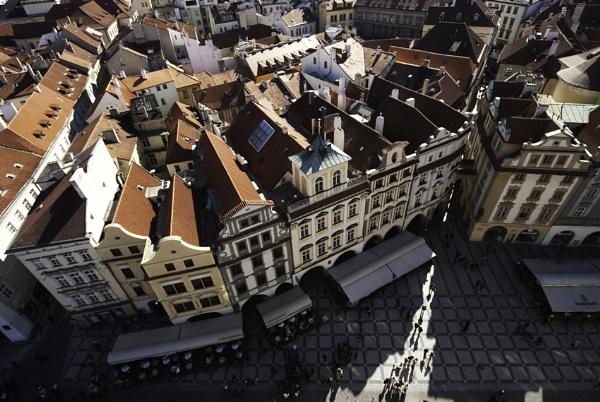Market Square Prague by SteveSav