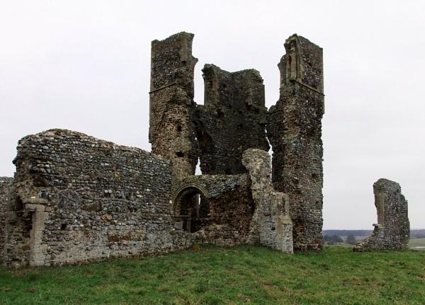 Bawsey Ruins by kforeman