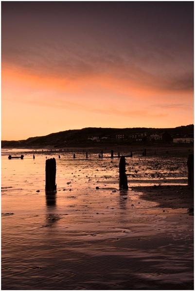 Sandsend Sunrise by stephenscott