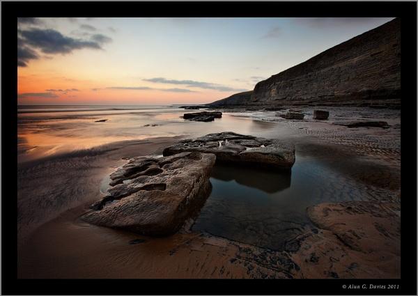 Serene Southerndown by Tynnwrlluniau