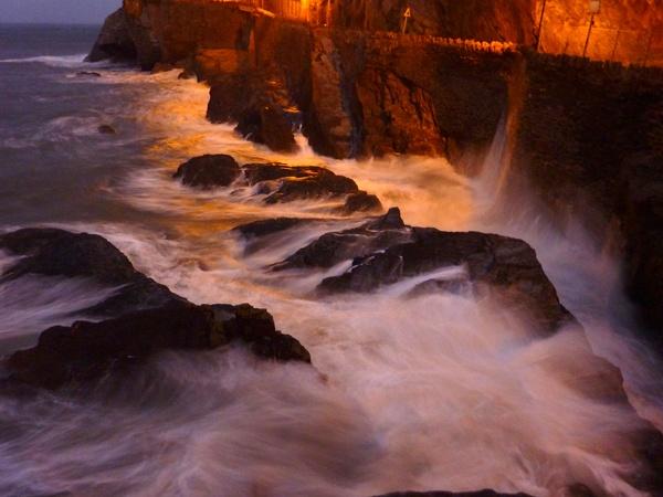Devon Sea by seaviewlou