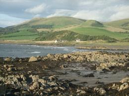 rough shoreline