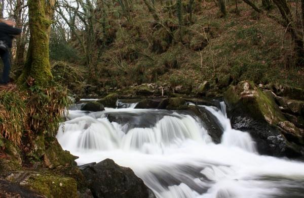 Golitha Falls, Cornwall, England by coliniex