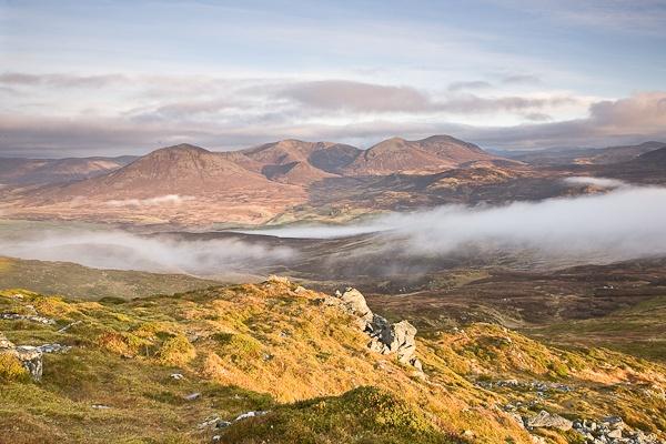 Mist in the Glen by gnphoto