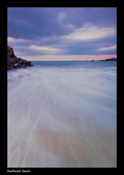 Feathered Sands by ChrisInDevon