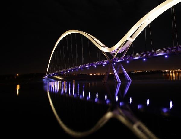 Infinity Bridge by woollyback