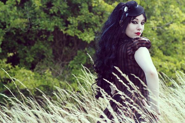Lady Gray by Eruraina