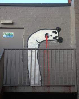 Puking Panda Slug