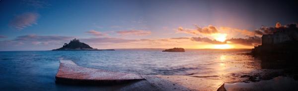 Mount\'s Bay by BillyGoatGruff