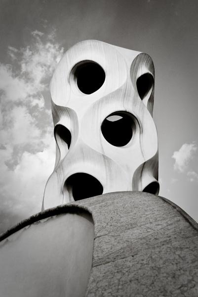 Antoni Gaudi by MaccaPhoto