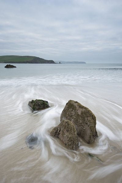 Moving Sands,Moving Waves by JohnGubbins
