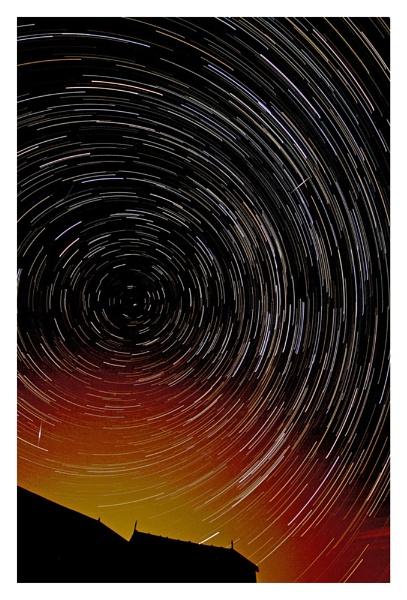 Star trails by pennyspike