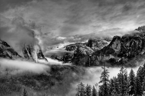 Winter Capture Yosemite by smartbox