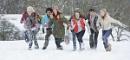 Snow teens