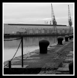 Deserted Docks