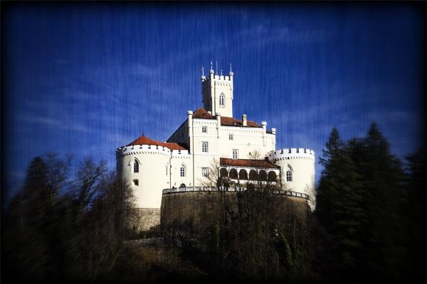 Castle by dstreny