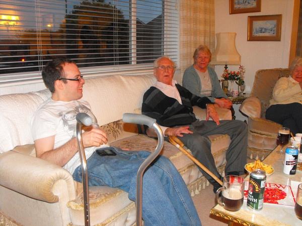 family get together by nutrunner