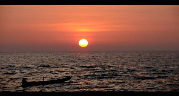 Sunset by rajishravi