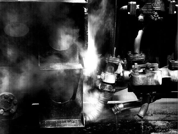 Train Steam by Fairoaks