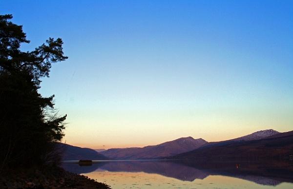 Loch Fyne by tracymcculloch