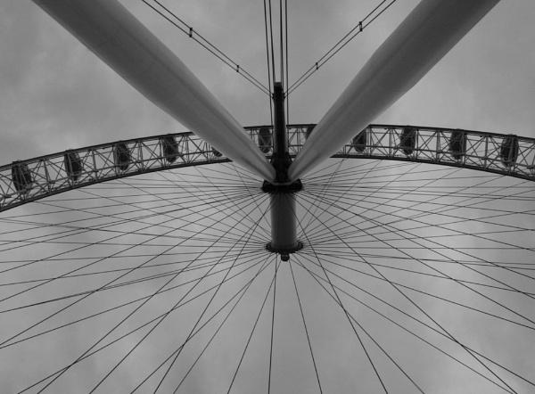 London Eye by nbatchford