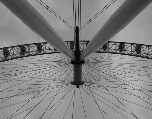 London Eye II by nbatchford