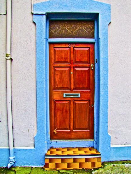 The Door by Shocksy