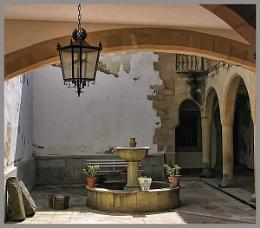 Cortez Courtyard