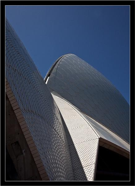 Sydney Opera House by old timer