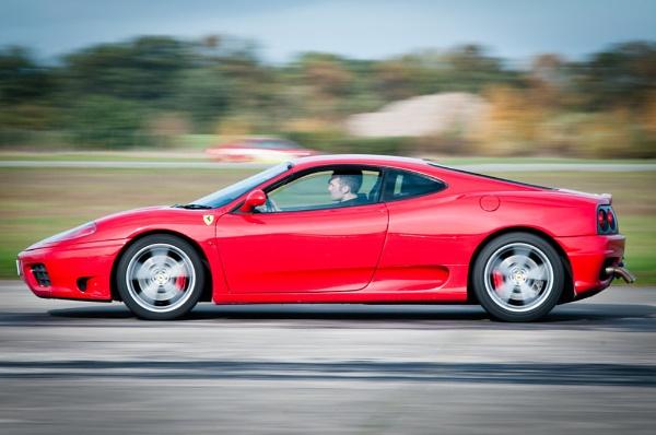 Ferrari by Paulio